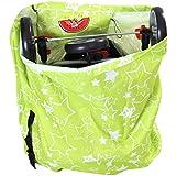 Magideal Baby Stroller Covers Travel Carry Bag for Umbrella Wheel Stroller Green