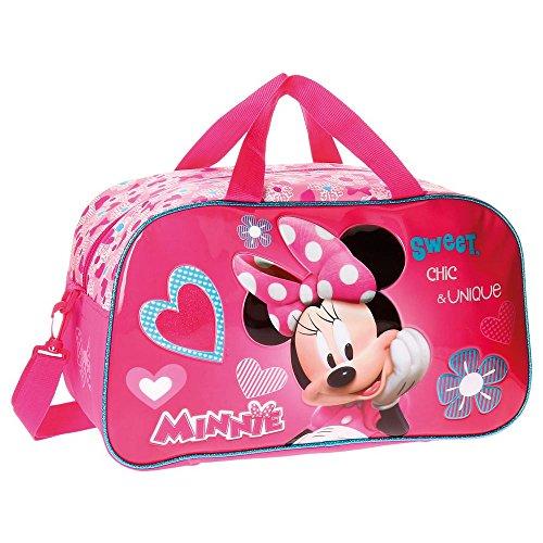 Disney-Minnie-Fabulous-Bolsa-de-Viaje-44-cm-242-Litros-Rosa