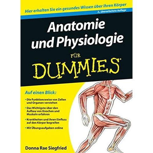 PDF] Anatomie und Physiologie für Dummies KOSTENLOS HERUNTERLADEN ...