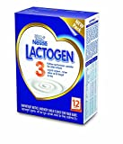 #9: Nestlé LACTOGEN 3 Follow Up  Infant Formula (after 12 Months) 400g
