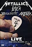 Metallica, Slayer, Megadeth, Anthrax: The Big 4 Live from Sofia, Bulgaria