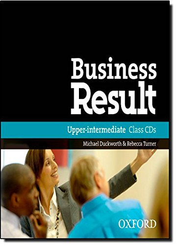 Business Result Upper-Intermediate. Class CD (2) por Michael Duckworth
