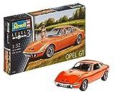 Revell - 07680 - Maquette - Opel GT - Echelle 1/32