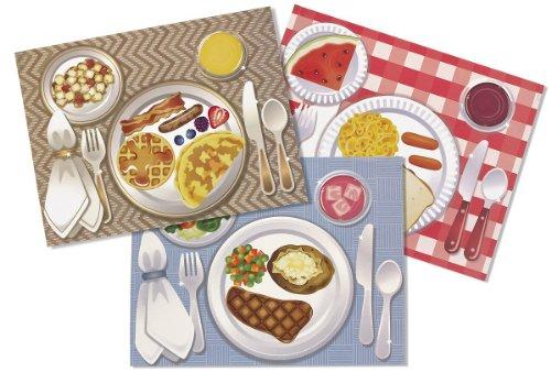 9x Melissa and Doug Make-A-Meal Sticker Pad