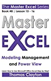 EXCEL: Master Excel: Modeling Management and Power View << Book 8 | Lesson 15 - 16 >>