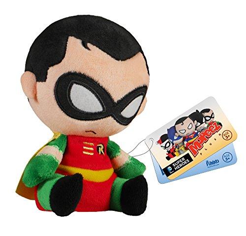 Mopeez DC Heroes: Robin [Plush] by Funko