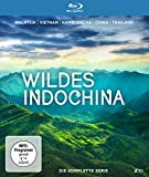 Wildes Indochina [Blu-ray]