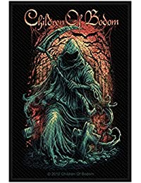 Children Of Bodom–Grave Reaper [Patch/parche, tejida] [SP2675]