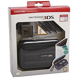 """Nintendo 3DS – Zubehör-Set """"Essential Pack"""" (farbig sortiert) (3DS/DSi)"""