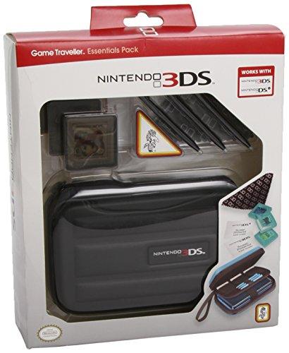 """Nintendo 3DS - Zubehör-Set """"Essential Pack"""" (farbig sortiert) (3DS/DSi)"""