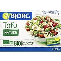 Bjorg - Tofu nature, sachets fraîcheur, certifié AB - La boîte de 400g - Pirx Unitaire - Livraison Gratuit Sous...