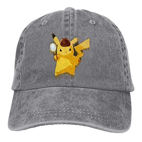 Doormat-bag Detective Pikachu Summer Cool Heat Shield Unisex Adult Cowboy Hat Goorin Kids Hat