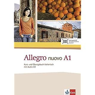 Allegro nuovo A1: Kurs- und Übungsbuch Italienisch mit Audio-CD