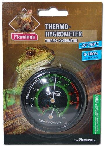Karlie Terrarium Thermo/Hygrometer Analog