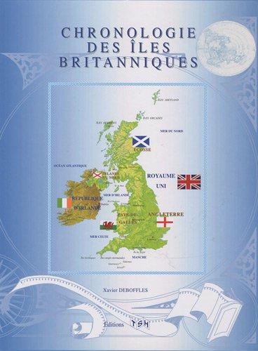 Chronologie des îles Britanniques