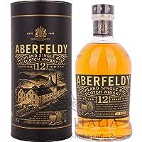 Aberfeldy 12 Years Old GB 40,00 % 0.7 l. by Verschiedene