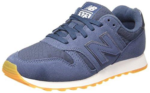 Frauen Trainer New Balance (New Balance Damen WL373 Sneaker, Blau (Navy/white/WL373NVW), 40.5 EU)