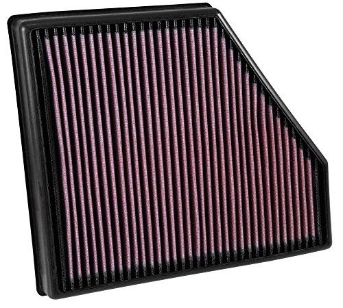 Preisvergleich Produktbild K&N Sportluftfilter 33-5047, KFZ Tauschluftfilter Filtereinsatz