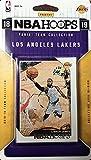 Los Angeles Lakers 2018 2019 Hoops Factory sigillato 11 Carte Team Set con Moritz Wagner Rookie Card, Lebron James, Lonzo Ball, Kyle Kuzma Plus