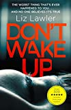 Dont Wake Up: The most gripping first chapter you will ever read!