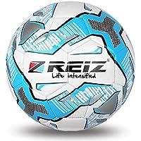 ca5010d07b410 Mimagogo Reiz PU fútbol Oficial tamaño 5 de Bola Profesional para el  Entrenamiento del Partido al