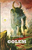 Front cover for the book Golem by Koen Stuyck
