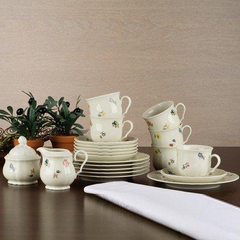 Seltmann Weiden 001.301299 Marieluise Blütenmeer - Kaffeeservice/Service - 20-tlg. - Porzellan
