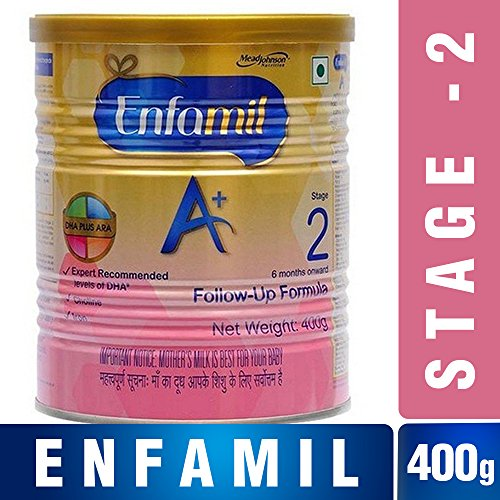 Enfamil A+ Stage 2 Follow Up Formula – 400 g (6 to 12 Months)