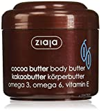 ZIAJA Kakao Body Butter, 1er Pack (1 x 200 ml)