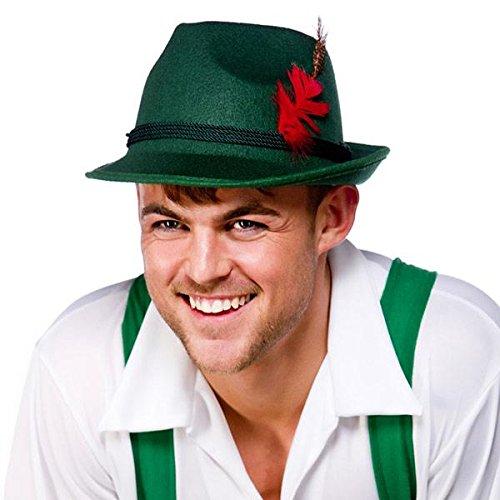 Bavarian Beer Guy Hat (Feuer Nation Kostüm)