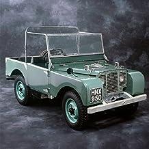 Land Rover RO4 (series 1) tarjeta con motor sonido interior