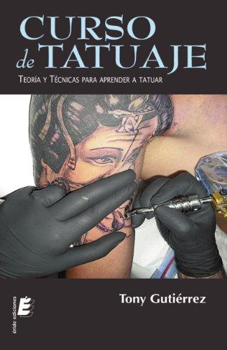 Curso de tatuaje eBook: Gutiérrez, Tony: Amazon.es: Tienda Kindle