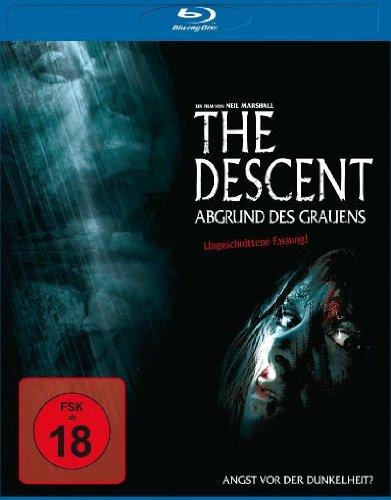 The Descent - Abgrund des Grauens [Blu-ray]