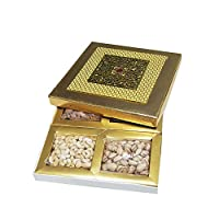 Ivory Gift Pack of Mix Nuts (Almond, Pista, Raisin, Cashew) 100gm Each