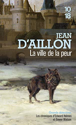 La ville de la peur par Jean d' AILLON
