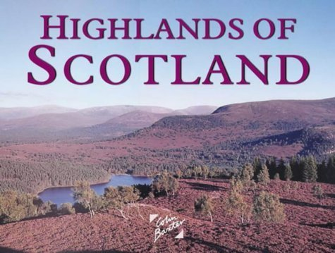 Highlands of Scotland (Colin Baxter Gift Book) by Colin Baxter (2000-03-15)