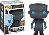 Funko- Game of Thrones Pop Vinyl Figure 44 Translucent Night King SDCC Summer Convention Exclusives, 22621