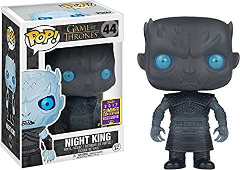 Pop! TV: Game Of Thrones – Translucent Night King SDCC 2017 Exclusive