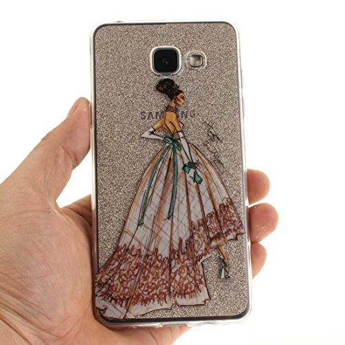 """iPhone 7 Plus Coque, iPhone 7 Plus étui Cover 5.5"""", Bling Bling Glitter Fluide Liquide Sparkles Sables, iPhone 7 Plus Case, Shell anti- chocs et stylet color-12"""