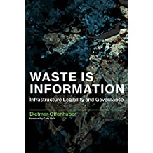 Waste Is Information: Infrastructure Legibility and Governance (Infrastructures) (English Edition)