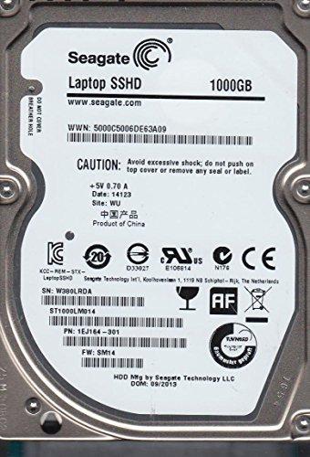 Seagate st1000lm014, W38, Wu, PN 1ej164-301, FW SM14, 1TB SATA 2,5Festplatte