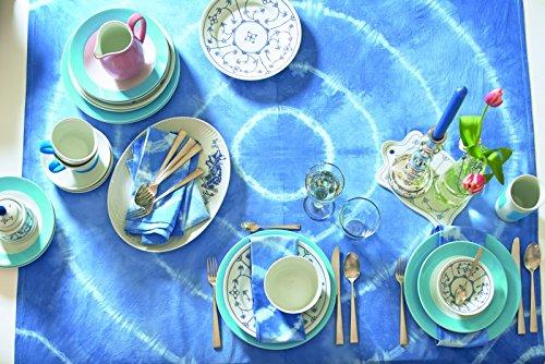 kahla-tradition-speiseteller-235-cm-blau-saks-mit-kleinen-schnheitsfehlern
