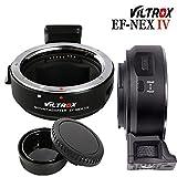 Ewoop Viltrox ef-nex IV autofocus design adattatore per Canon EOS EF EF-S a Sony E-Mount Series fotocamere Sony NEX A9A7RIII A7RII A7II A7S A7R A7