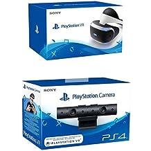 Sony PlayStation VR (PS4) + Cámara (PS4)
