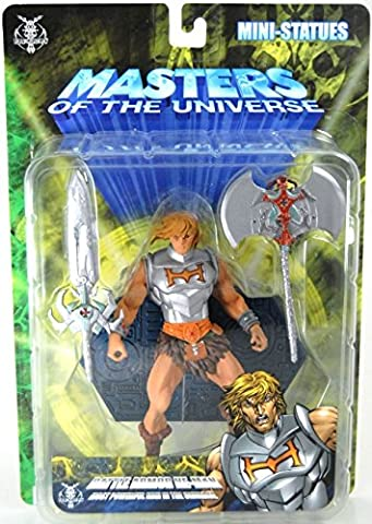 He-Man Masters of the Universe Series 6 Statue Battle-Armor