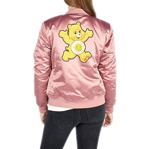 Sunny Bear Bomberjacke Girls Rosa Certified Freak-S