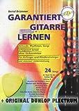 Garantiert Gitarre lernen (+CD) und Plektrum Akkorde, Rhythmen, Songs erfolgreich ohne Vorkenntnisse für Anfänger und Wiedereinsteiger mit Internet Unterstützung (Taschenbuch) von Bernd Brümmer (Noten/Sheetmusic)