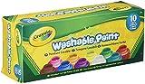 Crayola Washable Kids Paint (Set of 10)