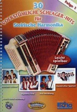 30 Volkstuemliche 1 Schlager Hits. Handharmonika