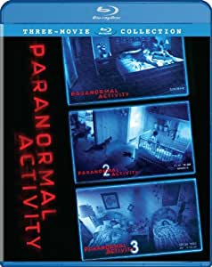 Paranormal Activity Trilogy Gift Set [Blu-ray] [US Import]